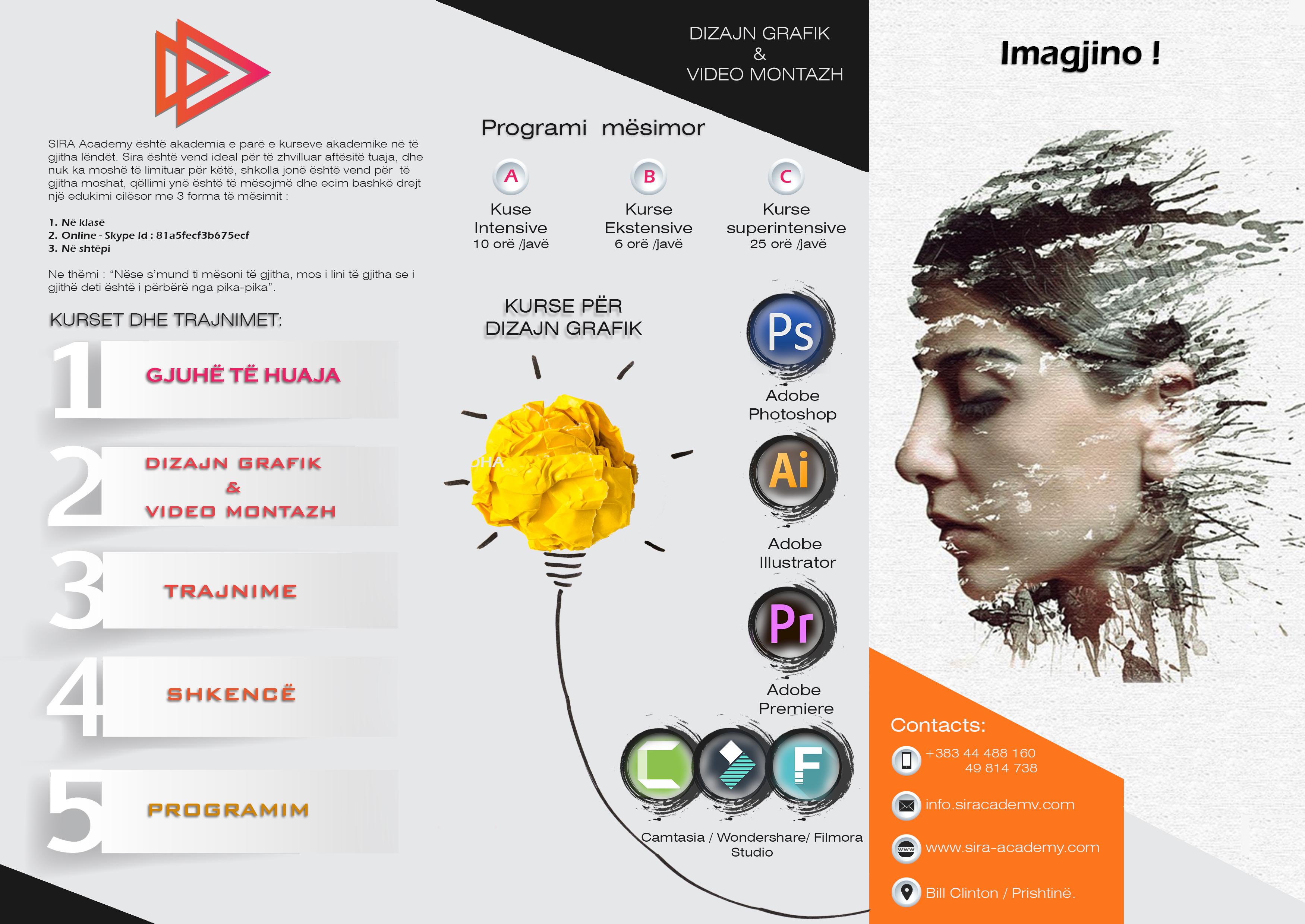 Dizajn Grafik Photoshop & Ilustrator
