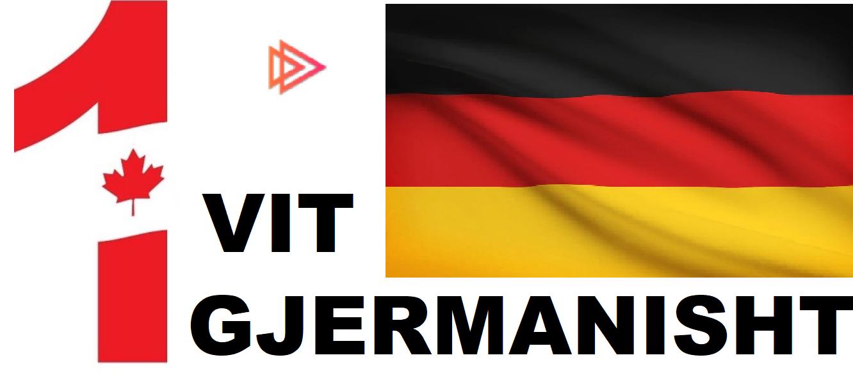 1 vit Gjermanisht / Regjistrohu tani