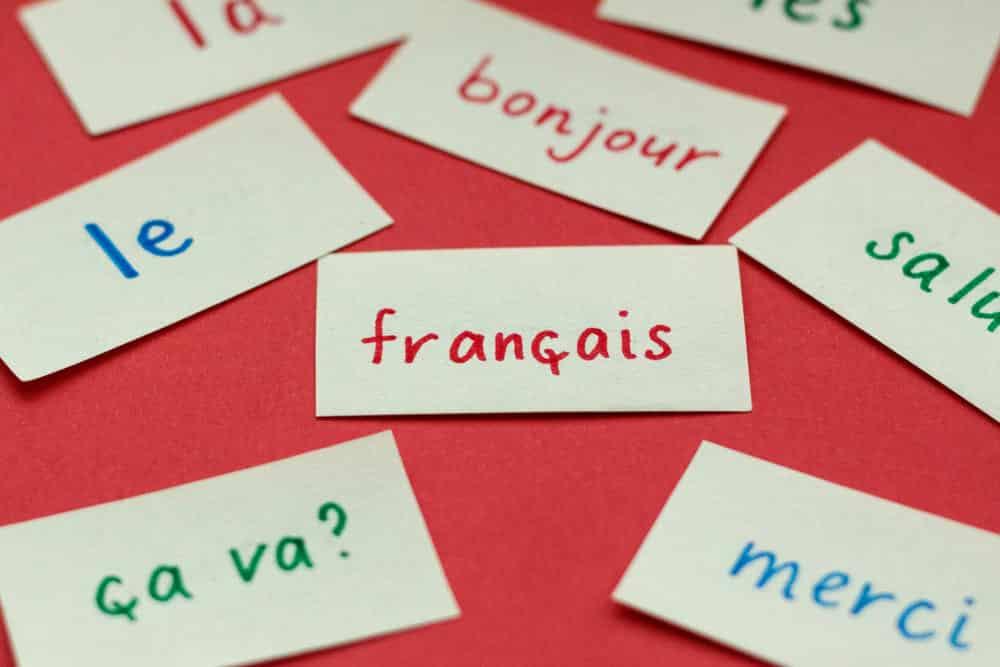 20 Video mësime në Frëngjisht sipas dëshire